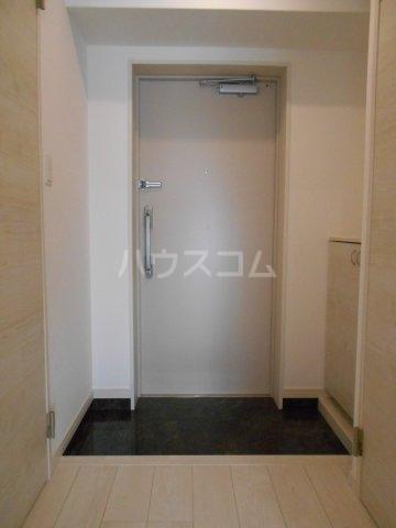 プレベール平尾駅前 602号室の玄関