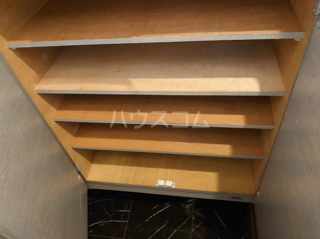 サクセスダイセイ 206号室の収納