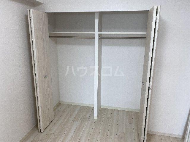 プレジオ豊中 201号室の収納