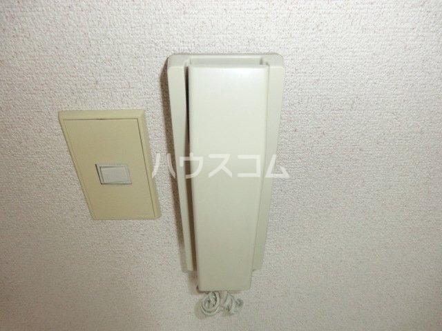 グレース安田 305号室のセキュリティ