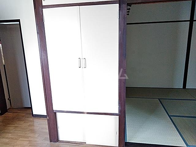 マンション桂風 3E号室の外観