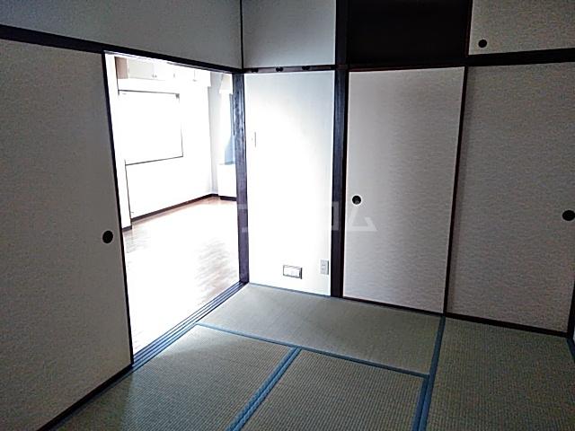 マンション桂風 3E号室の収納