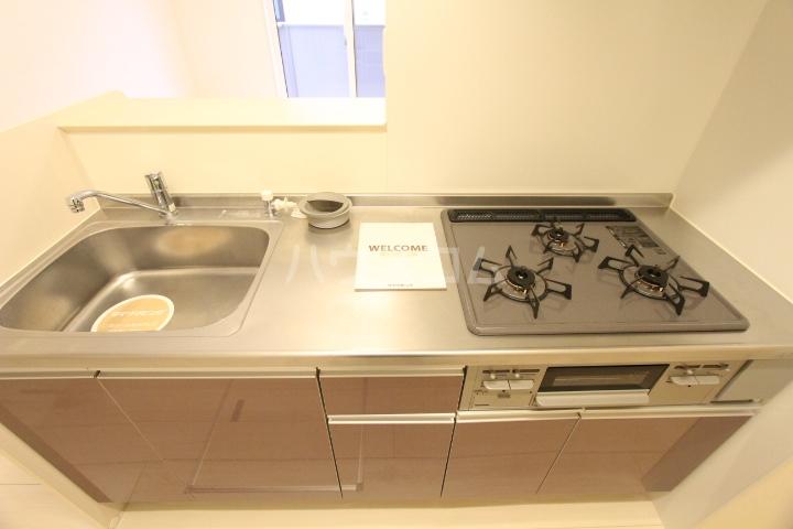 ノートルメゾンⅡ 101号室のキッチン
