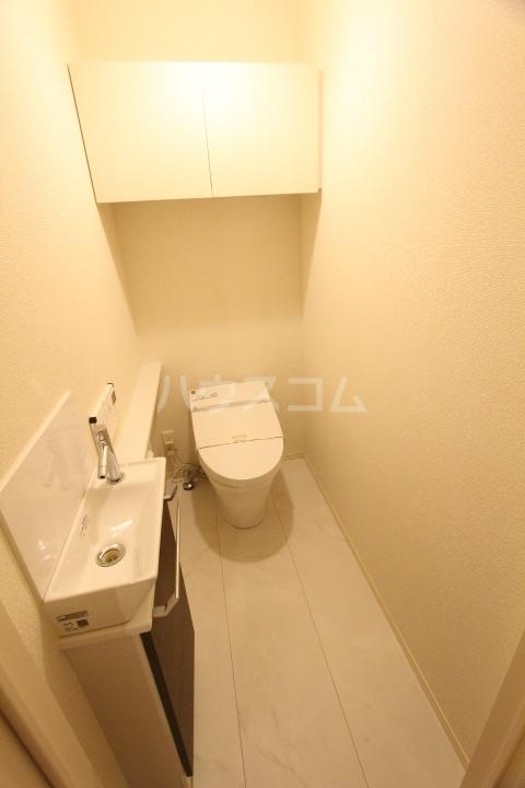 ノートルメゾンⅡ 101号室のトイレ