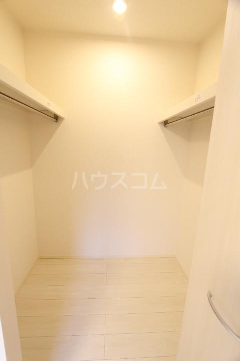 ノートルメゾンⅡ 101号室の収納