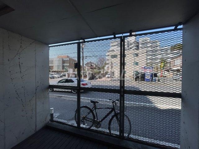 LEON-A 101号室の景色