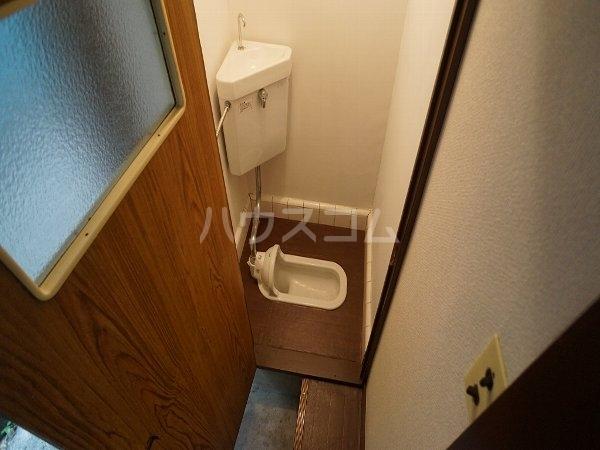 グリーンヴィレッジ 101号室の風呂