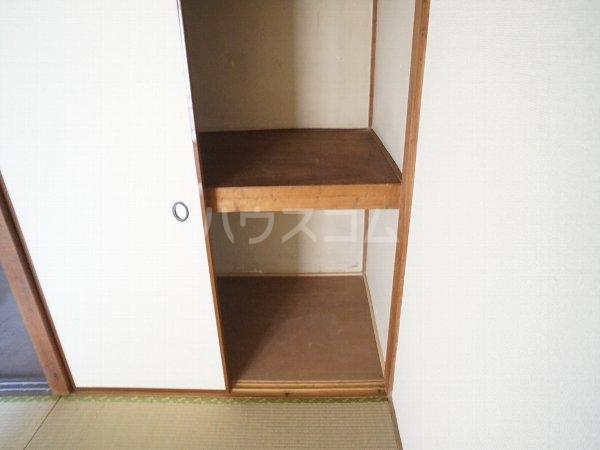 グリーンヴィレッジ 101号室の収納