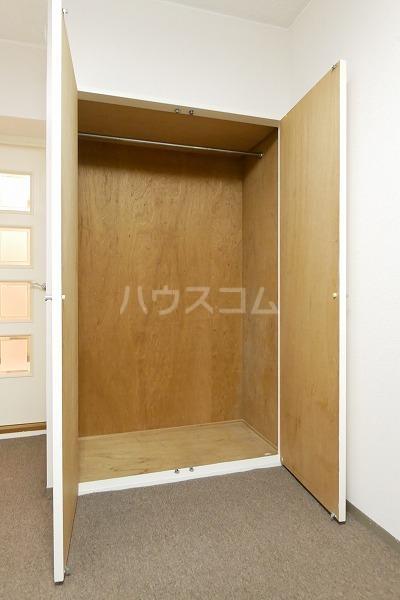 カンタル池袋 203号室の収納