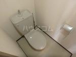 シンシア高輪 402号室のトイレ