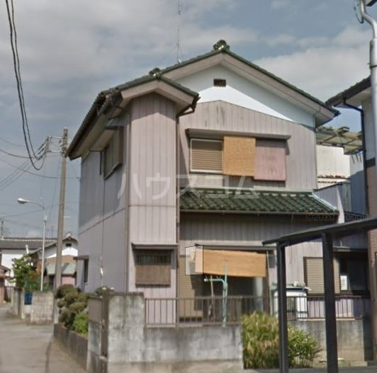 上新郷戸建の外観