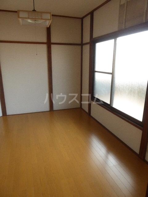 池田貸家の居室