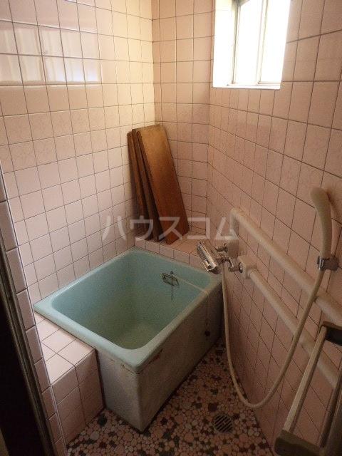 池田貸家の風呂