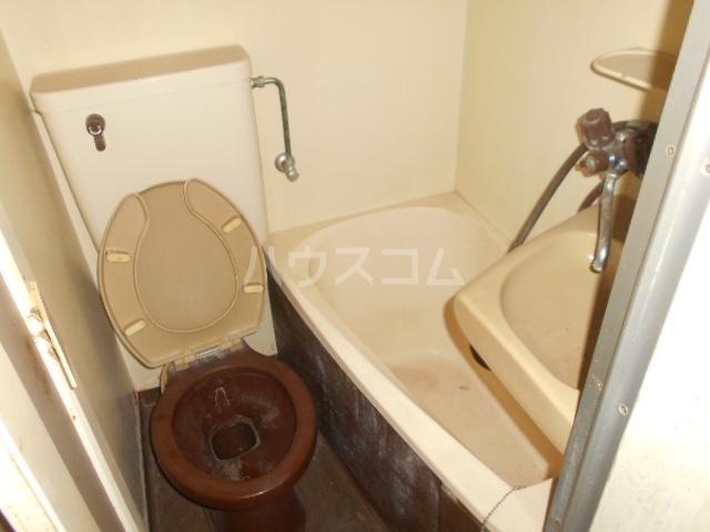 ビセンテハウス昭和町 103号室のトイレ