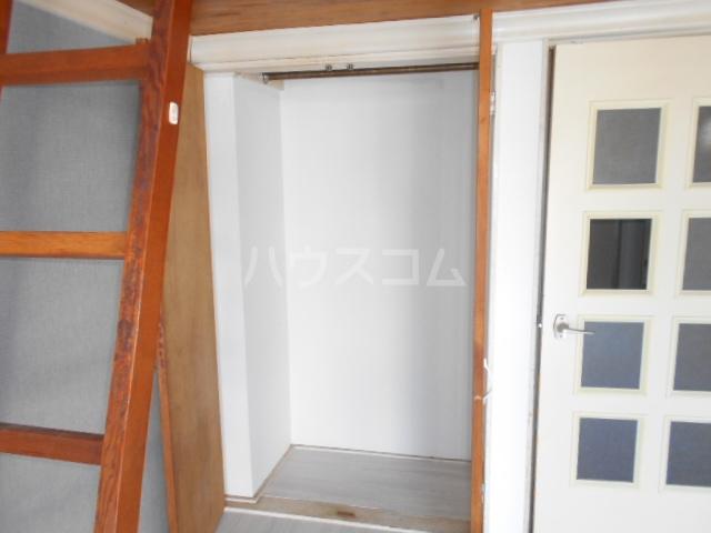 ビセンテハウス昭和町 103号室の収納