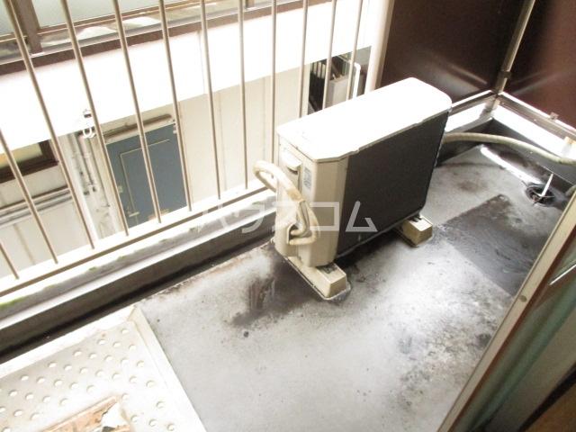 グリーンコーポ旭 303号室のバルコニー