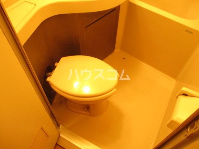 グリーンコーポ旭 303号室のトイレ