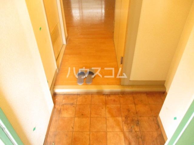 グリーンコーポ旭 303号室の玄関
