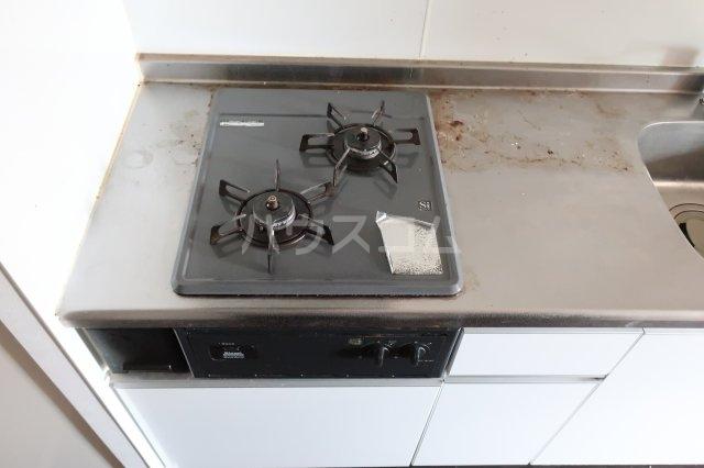 K'sハイツ 202号室のキッチン