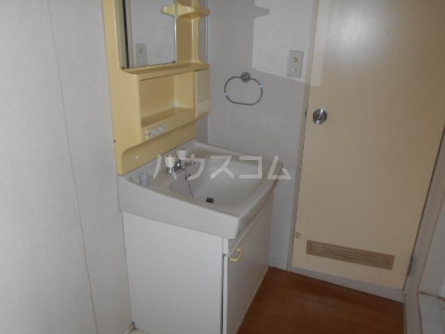 アルカディア金子 101号室の洗面所
