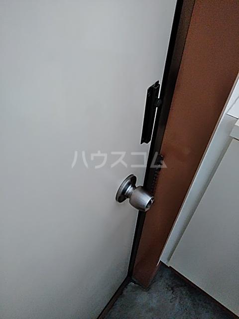グリーンハウス D号室のセキュリティ