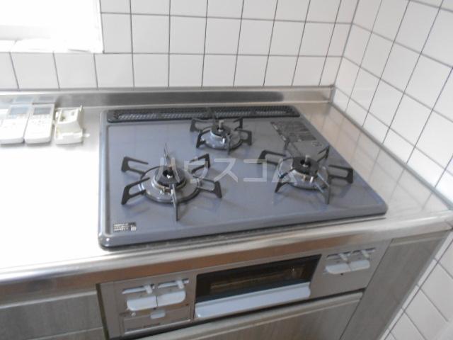 コーポさのやⅡ 101号室のキッチン