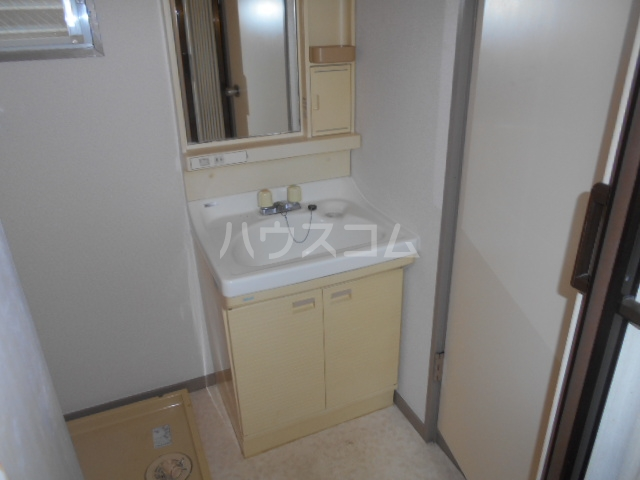 コーポさのやⅡ 201号室の洗面所