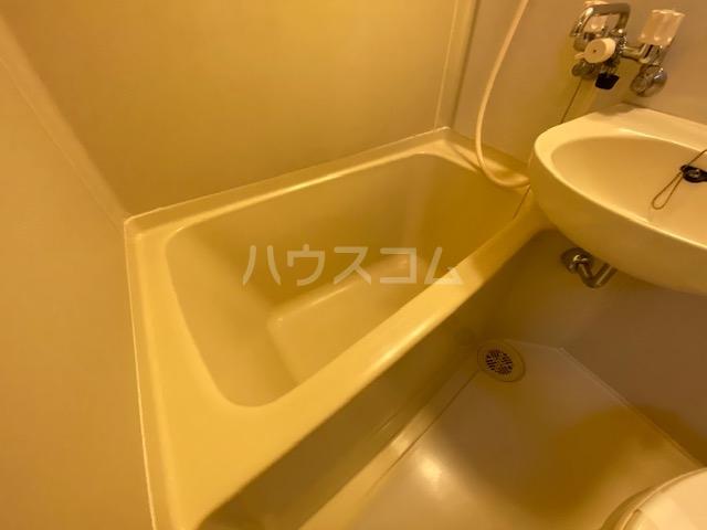 会田コーポ 401号室の風呂