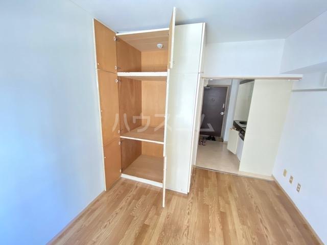 会田コーポ 401号室の収納