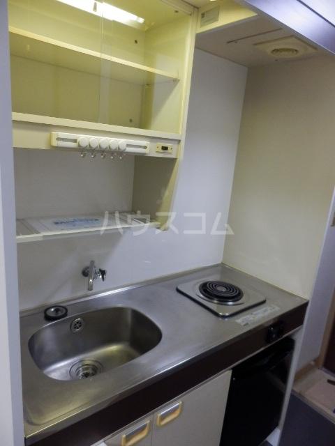 会田コーポ 402号室のキッチン
