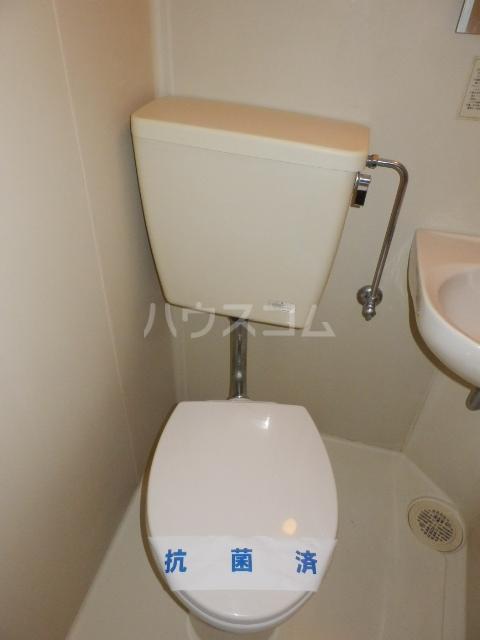 会田コーポ 402号室のトイレ