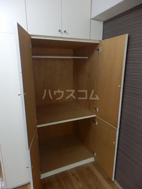 会田コーポ 402号室の収納