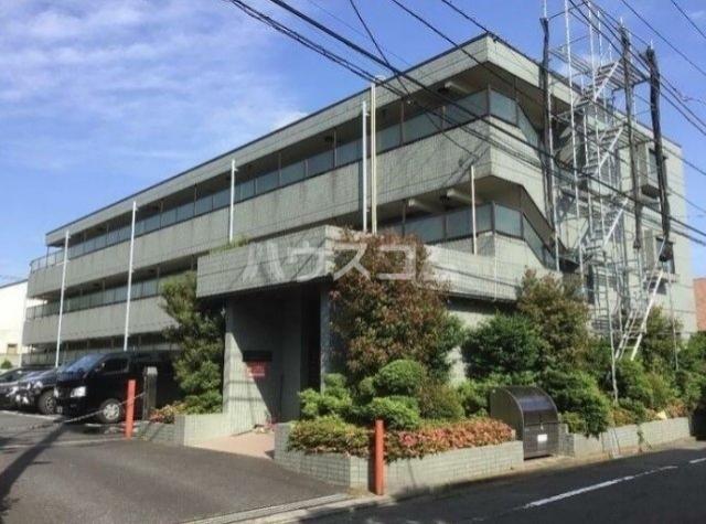 第2成城島田マンションの外観