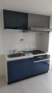 フレシア駒込 102号室のキッチン