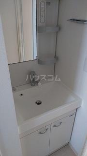 フレシア駒込 102号室の洗面所