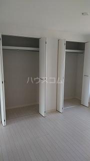 フレシア駒込 105号室の収納