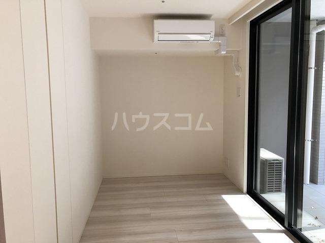 マスターズ ヒル横濱紅葉坂 105号室の庭