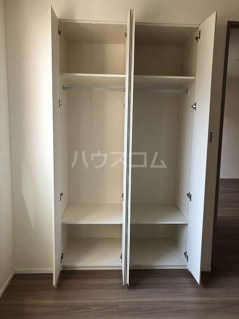 マスターズ ヒル横濱紅葉坂 303号室の収納