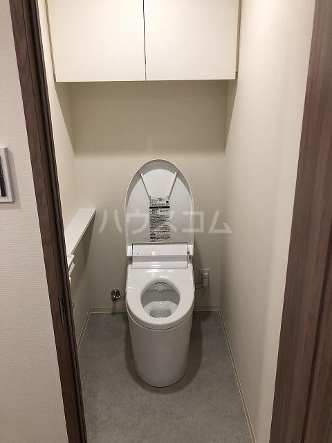 マスターズ ヒル横濱紅葉坂 308号室のトイレ