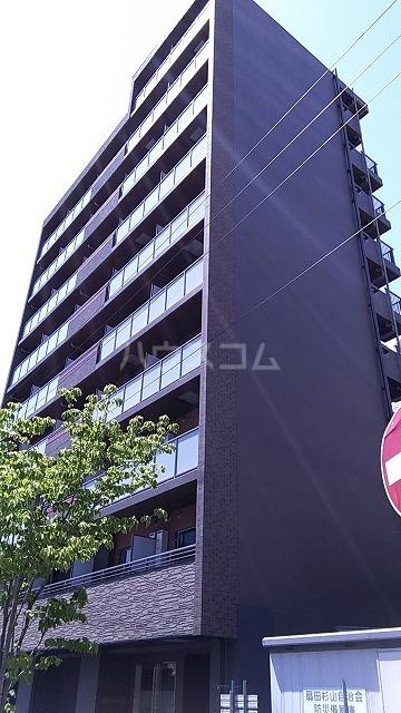 クラリッサ横浜フロードの外観