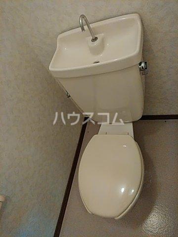 グリンデルⅠ 205号室のトイレ