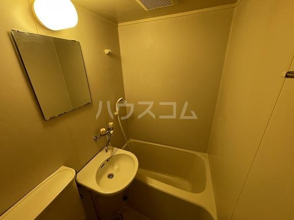 フラット野田 202号室の風呂