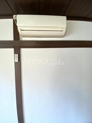 シャレル茂呂K 9号室の設備