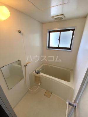 シャレル茂呂K 9号室の風呂