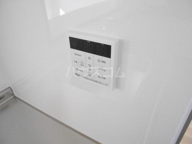 ウェルフォート幸川 1205号室の設備