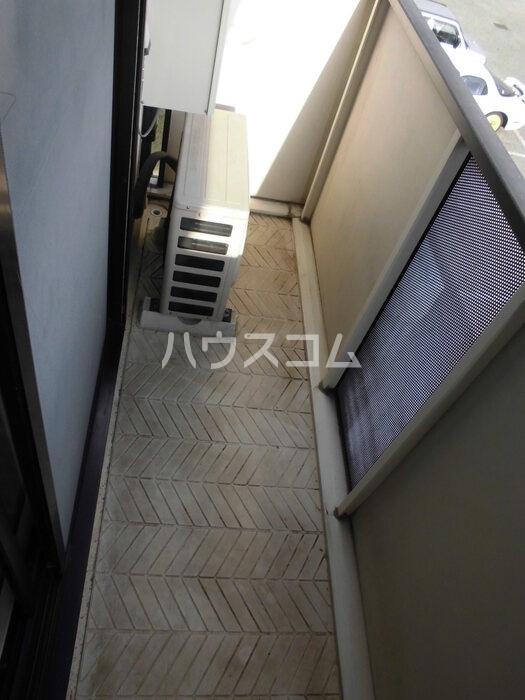 グリーンハイツ尾崎台 A 201号室のバルコニー