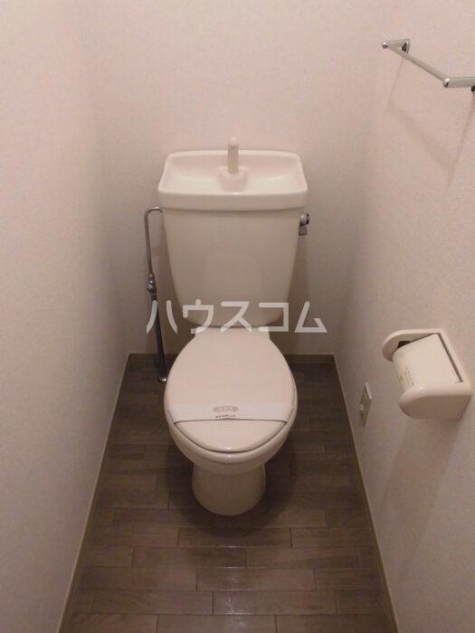グリーンハイツ尾崎台 A 201号室のトイレ