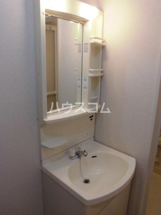 グリーンハイツ尾崎台 A 201号室の洗面所