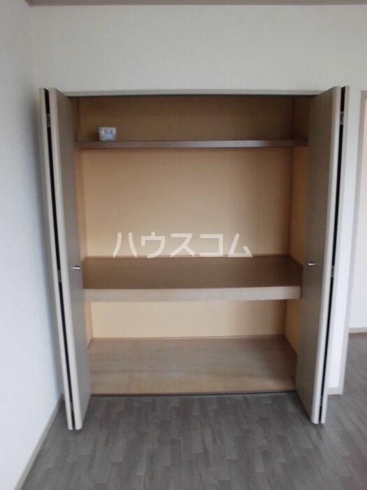 グリーンハイツ尾崎台 A 201号室の収納