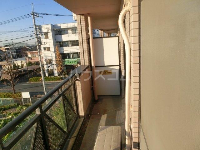 グランディールYOKOYAMA Ⅱ(グランディールヨコヤマ) 00303号室のバルコニー